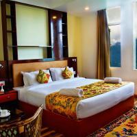 Muscatel Bellevue, hotel in Gangtok