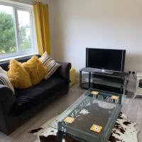 Modern flat in Harlech - dog friendly!