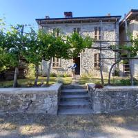 Breathtaking stone house