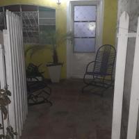 Casa amarela Corumbá