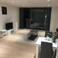 Spacious, stylish and modern one bedroom apartment in Royal Docks
