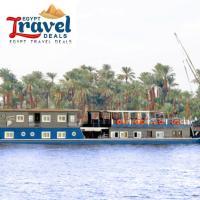 Treasure of Egypt Nile Dahabiya