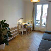 Sunny and quiet apartment