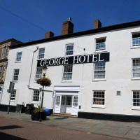 Flat 12, 8 The Goerge Hotel , Melton Mowbray