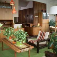 Monumentaal vintage appartement