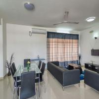 Beautiful 3 Room Sea View Apartment in Dehiwela