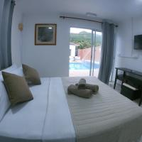 Hotel Plein Soleil, отель в городе Grand Anse