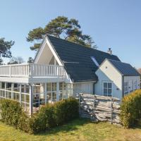 Three-Bedroom Holiday Home in Idestrup