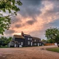 The Honeypot Cottage Osea Island Getaway for 4