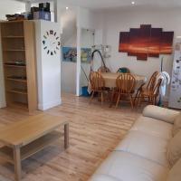 Beautiful large modern flat in fantastic location