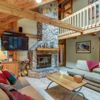 Froehlich Mountainside Home