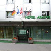 ホテル アルレット バイム ハウプトバーンホフ