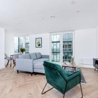 Beautiful 3BR Apartment in the heart of the City