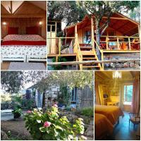Stazzu la Capretta Farm Camping & Guest Rooms