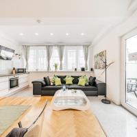90sqm with terrace - Danube - AC, Netflix