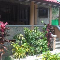 Ferienhaus am Strand von Sibuyan in der Nähe von Cresta de Gallo