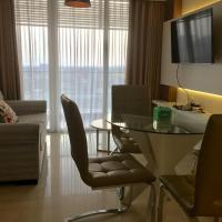 3 bedrooms in luxurious apartment in central city