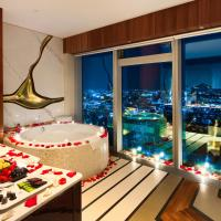 Sky Rooms - Moscow City Paradise