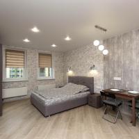 Апартаменты-студия Ривьера 3
