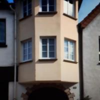 Turmhaus in der Altstadt Rinteln