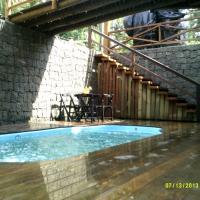 Bela casa na Ilha