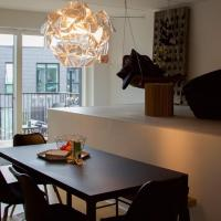 Carlsbergbyen luxury family-apartment