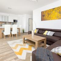 Warsaw Airport 3-Bedroom Apartment
