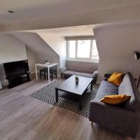 Modern loft apartment close to the city centre