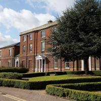 Best Western Plus Stoke-on-Trent Moat House, hotel in Stoke on Trent