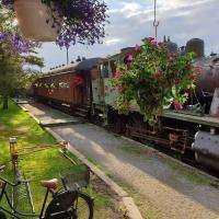 Tuuri Train Station