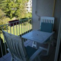 Résidence le Provence Studio équipé 2 personnes, 3ème étage, ascenseur balcon, wifi, parking