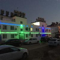 MAVİ-YESİL APART HOTEL (TİSAN,MERSİN)