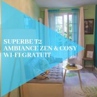 Le Mans City Ambiance Cosy
