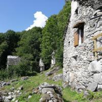 L'antica casera dei Walser