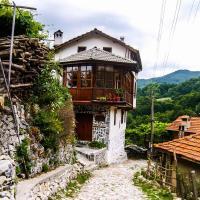 Traditional Bulgarian House in Pirin Mountain