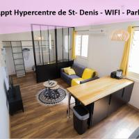 Appartement Hypercentre+ place de parking privée