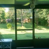 Quiet garden view room