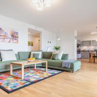 140m2 luxury apartment free underground parking