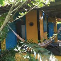 Casa de pescador na vila de Morere