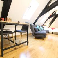 Colmar Historic Center - Appartement PETIT CATHEDRALE 1 - BookingAlsace