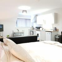 Brand new apartment in Leicester City Centre