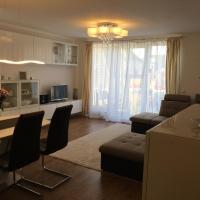 Apartment am Rhein