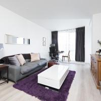 Modern 1BR Flat close to Canary Wharf