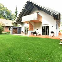 Individual and charming - apartment with fireplace, terrace and garden