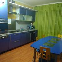 Двухкомнатная квартира для проживания гостей города