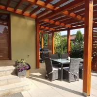 Ubytování se zahradou v příjemném prostředí