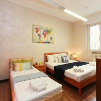 Spacious apartment near metro station Gorla