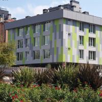 Gris & Verde Suite Hotel