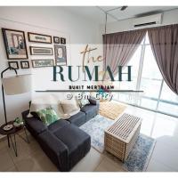 The Rumah @BM City 3 Bedroom(Urban jungle)