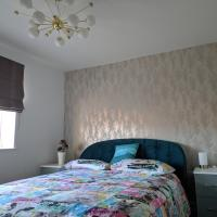 Comfortable double room with free parking